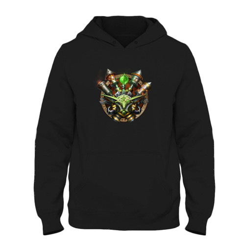 Was created with comfort in mind, this World Of Warcraft Goblin Logo Fresh Best Hoodie lighter weight is perfect for any activity. Teams and groups love this hoodie for its affordable price and variety of colors.