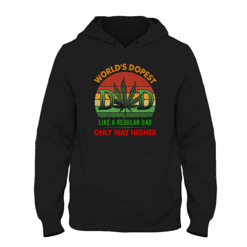 Was created with comfort in mind, this Worlds Dopest Dad Fresh Best Hoodie lighter weight is perfect for any activity. Teams and groups love this hoodie for its affordable price and variety of colors.