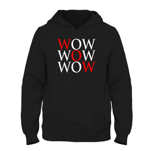 Was created with comfort in mind, this Wow Logo Fresh Best Hoodie lighter weight is perfect for any activity. Teams and groups love this hoodie for its affordable price and variety of colors.