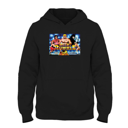 Was created with comfort in mind, this WWF Royal Rumble Fresh Best Hoodie lighter weight is perfect for any activity. Teams and groups love this hoodie for its affordable price and variety of colors.