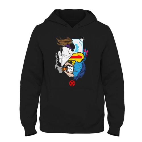 Was created with comfort in mind, this X MenX Men Face Art Mashup Fresh Best Hoodie lighter weight is perfect for any activity. Teams and groups love this hoodie for its affordable price and variety of colors.