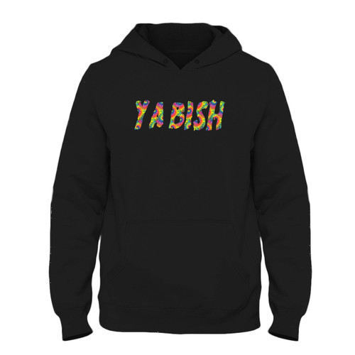 Was created with comfort in mind, this Ya Bish Rainbow Fresh Best Hoodie lighter weight is perfect for any activity. Teams and groups love this hoodie for its affordable price and variety of colors.