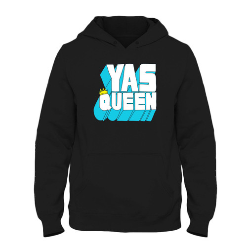 Was created with comfort in mind, this Yas Queen Fresh Best Hoodie lighter weight is perfect for any activity. Teams and groups love this hoodie for its affordable price and variety of colors.