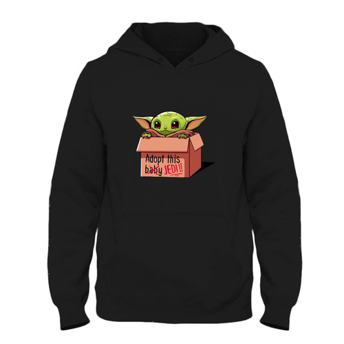 Was created with comfort in mind, this Yoda Adopt This Jedi Fresh Best Hoodie lighter weight is perfect for any activity. Teams and groups love this hoodie for its affordable price and variety of colors.
