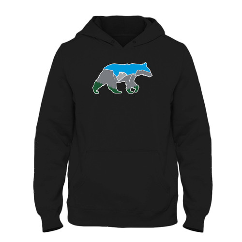 Was created with comfort in mind, this Yosemite Bear Logo Fresh Best Hoodie lighter weight is perfect for any activity. Teams and groups love this hoodie for its affordable price and variety of colors.