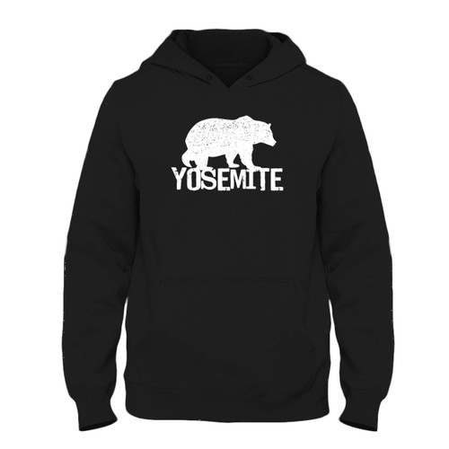 Was created with comfort in mind, this Yosemite Bear Fresh Best Hoodie lighter weight is perfect for any activity. Teams and groups love this hoodie for its affordable price and variety of colors.