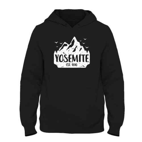 Was created with comfort in mind, this Yosemite Est 1890 Fresh Best Hoodie lighter weight is perfect for any activity. Teams and groups love this hoodie for its affordable price and variety of colors.