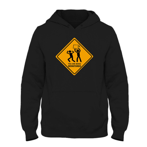 Was created with comfort in mind, this You Are Being Monitored Fresh Best Hoodie lighter weight is perfect for any activity. Teams and groups love this hoodie for its affordable price and variety of colors.