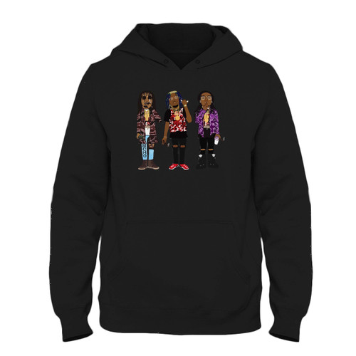Was created with comfort in mind, this Young Rich Nation Migos Fresh Best Hoodie lighter weight is perfect for any activity. Teams and groups love this hoodie for its affordable price and variety of colors.