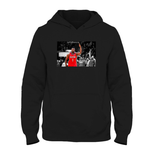 Was created with comfort in mind, this Zion Williamson Lets Dance Fresh Best Hoodie lighter weight is perfect for any activity. Teams and groups love this hoodie for its affordable price and variety of colors.