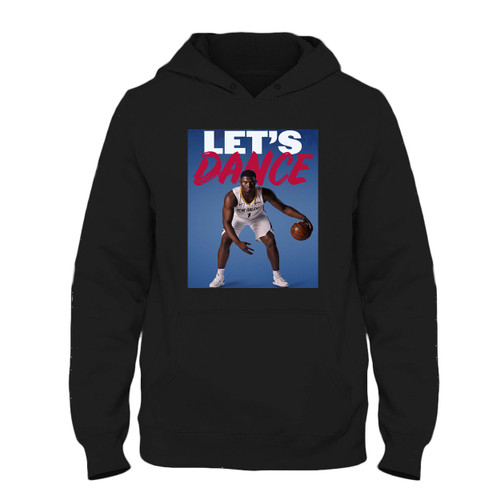 Was created with comfort in mind, this Zion Williamson Lets Dance Fresh Best Best Hoodie lighter weight is perfect for any activity. Teams and groups love this hoodie for its affordable price and variety of colors.
