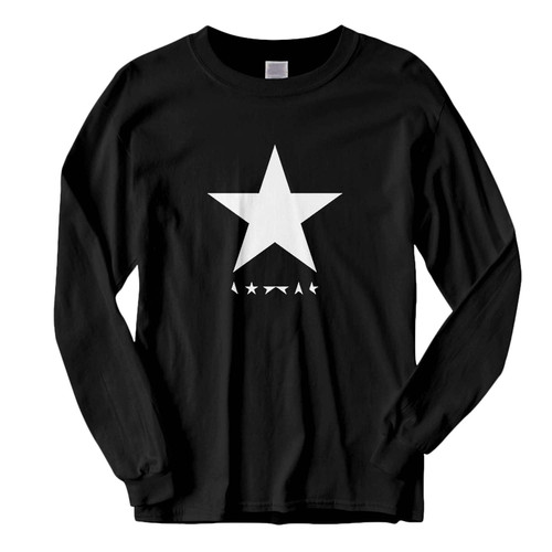 This classic fit David Bowie Star Logo Fresh Best Long Sleeve Shirt is casually elegant and very comfortable. With fine quality print to make one stand out, it's a perfect fit for every occasion.