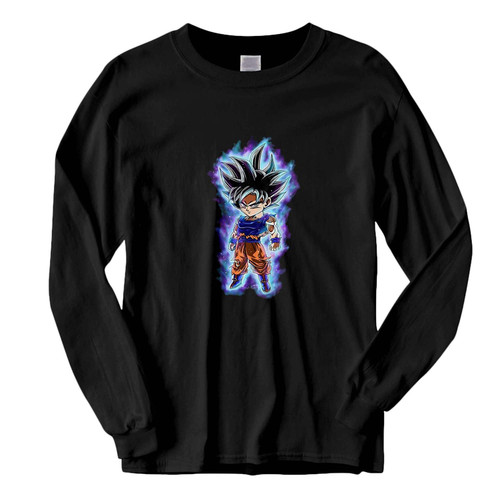 This classic fit Goku Ultra Instinct Art Fresh Best Long Sleeve Shirt is casually elegant and very comfortable. With fine quality print to make one stand out, it's a perfect fit for every occasion.