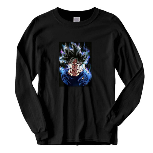 This classic fit Goku Ultra Instinct Dragonball Fresh Best Long Sleeve Shirt is casually elegant and very comfortable. With fine quality print to make one stand out, it's a perfect fit for every occasion.