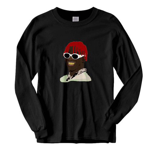 This classic fit lil yachty lil boat Fresh Best Long Sleeve Shirt is casually elegant and very comfortable. With fine quality print to make one stand out, it's a perfect fit for every occasion.