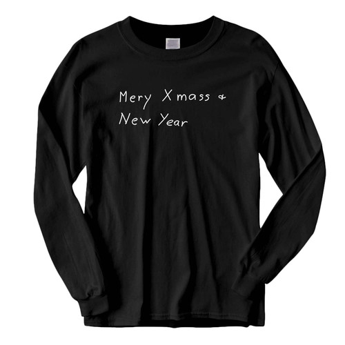 This classic fit Mery Xmass + New Year Fresh Best Long Sleeve Shirt is casually elegant and very comfortable. With fine quality print to make one stand out, it's a perfect fit for every occasion.