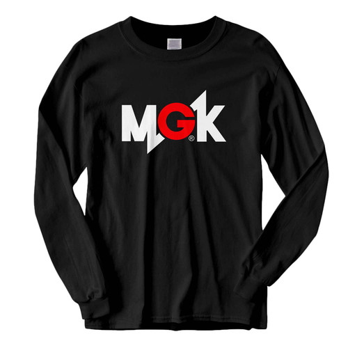 This classic fit Mgk Logo Fresh Best Long Sleeve Shirt is casually elegant and very comfortable. With fine quality print to make one stand out, it's a perfect fit for every occasion.