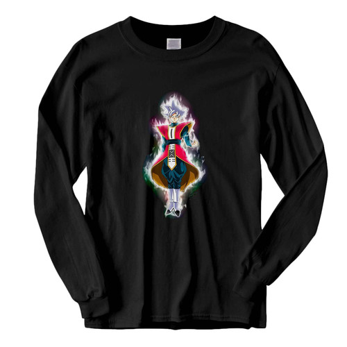 This classic fit Son Goku Ultra Instinct Fresh Best Long Sleeve Shirt is casually elegant and very comfortable. With fine quality print to make one stand out, it's a perfect fit for every occasion.