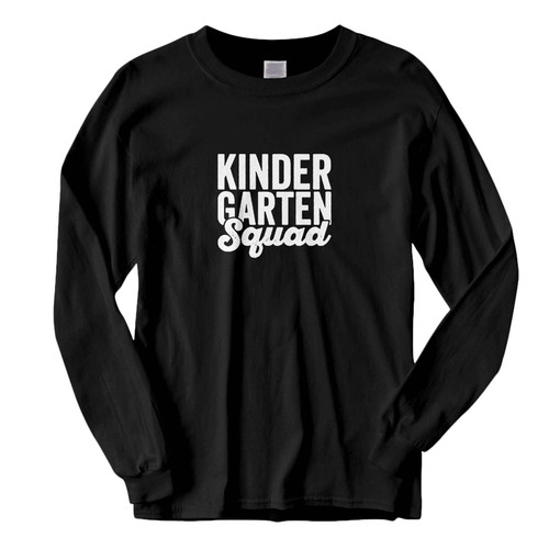 This classic fit Teacher Squad Kindergarten Squad First Second Fresh Best Long Sleeve Shirt is casually elegant and very comfortable. With fine quality print to make one stand out, it's a perfect fit for every occasion.