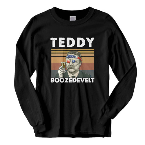 This classic fit teddy boozedevelt Fresh Best Long Sleeve Shirt is casually elegant and very comfortable. With fine quality print to make one stand out, it's a perfect fit for every occasion.