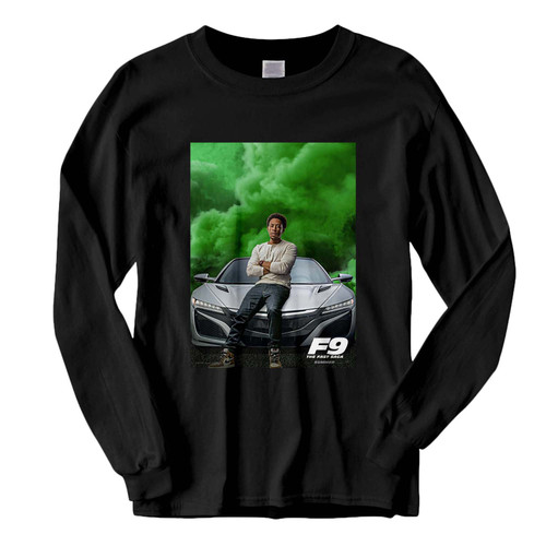This classic fit Tej Fast And Furious 9 The Fast Saga Fresh Best Long Sleeve Shirt is casually elegant and very comfortable. With fine quality print to make one stand out, it's a perfect fit for every occasion.