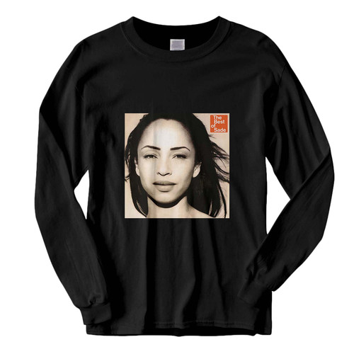This classic fit The Best Of Sade Fresh Best Long Sleeve Shirt is casually elegant and very comfortable. With fine quality print to make one stand out, it's a perfect fit for every occasion.