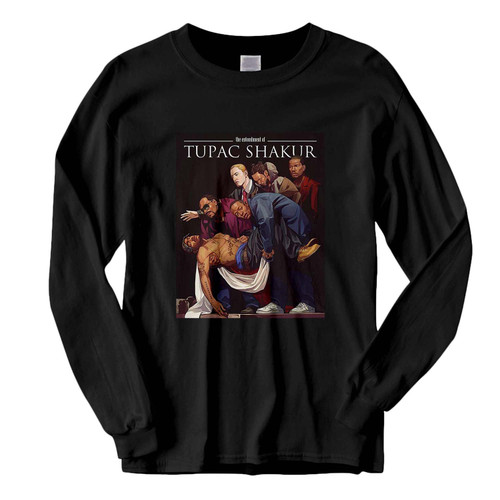 This classic fit The Golden Era Of Hip Hop Tupac 2 Pac Fresh Best Long Sleeve Shirt is casually elegant and very comfortable. With fine quality print to make one stand out, it's a perfect fit for every occasion.