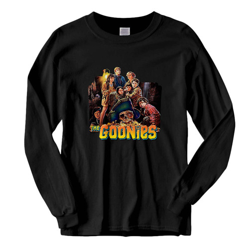 This classic fit The Goonies Fresh Best Long Sleeve Shirt is casually elegant and very comfortable. With fine quality print to make one stand out, it's a perfect fit for every occasion.