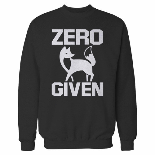 Your zero fox given crewneck sweatshirt just got an update. This super comfortable and lighter weight crewneck will become your favorite go-to sweatshirt. The cozy spandex cuffs and waistband make this pill-resistant sweatshirt a fan favorite.And your group will look and feel their best in this premium ringspun cotton crew.