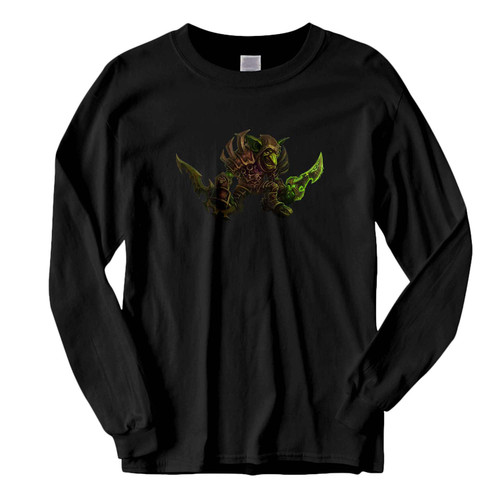 This classic fit World Of Warcraft Goblin Fresh Best Long Sleeve Shirt is casually elegant and very comfortable. With fine quality print to make one stand out, it's a perfect fit for every occasion.