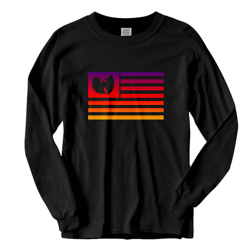 This classic fit Wu Tang Clan Colors Fresh Best Long Sleeve Shirt is casually elegant and very comfortable. With fine quality print to make one stand out, it's a perfect fit for every occasion.