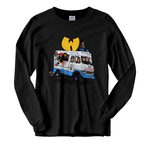 This classic fit Wutang Ice Cream Fresh Best Long Sleeve Shirt is casually elegant and very comfortable. With fine quality print to make one stand out, it's a perfect fit for every occasion.