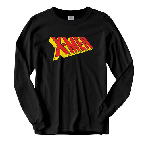 This classic fit X Men Retro Logo Fresh Best Long Sleeve Shirt is casually elegant and very comfortable. With fine quality print to make one stand out, it's a perfect fit for every occasion.
