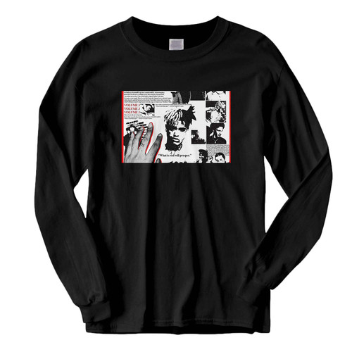 This classic fit X X X Tentacion Members Only Vol 3 Fresh Best Long Sleeve Shirt is casually elegant and very comfortable. With fine quality print to make one stand out, it's a perfect fit for every occasion.