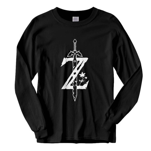 This classic fit Zword Fresh Best Long Sleeve Shirt is casually elegant and very comfortable. With fine quality print to make one stand out, it's a perfect fit for every occasion.