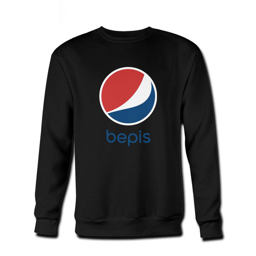 Your Bepis Logo Parody Fresh Best Crewneck Sweatshirt just got an update. This super comfortable and lighter weight crewneck will become your favorite go-to sweatshirt. The cozy spandex cuffs and waistband make this pill-resistant sweatshirt a fan favorite.And your group will look and feel their best in this premium ringspun cotton crew.