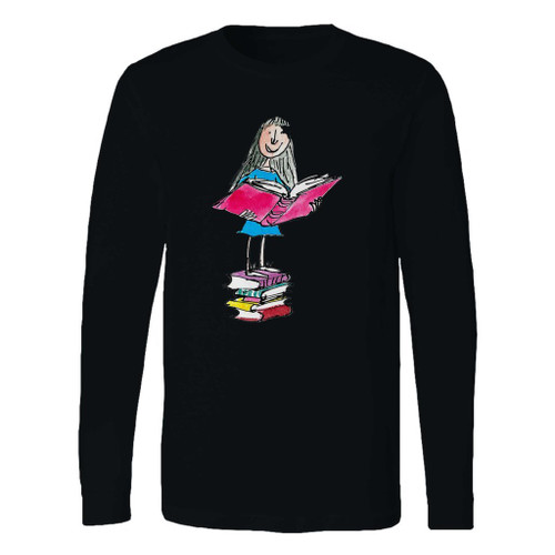 This classic fit 2018 world book day long sleeve shirt is casually elegant and very comfortable. With fine quality print to make one stand out, it's a perfect fit for every occasion.
