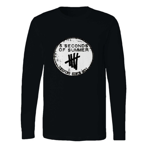This classic fit 5 sos derping since 2011 long sleeve shirt is casually elegant and very comfortable. With fine quality print to make one stand out, it's a perfect fit for every occasion.