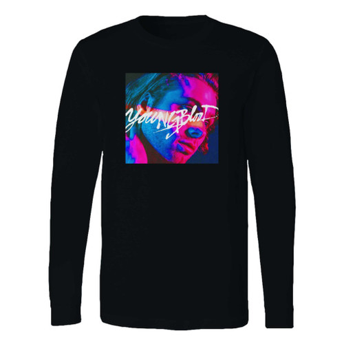 This classic fit 5 sos youngblood luke cover long sleeve shirt is casually elegant and very comfortable. With fine quality print to make one stand out, it's a perfect fit for every occasion.