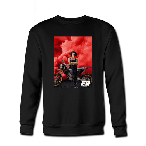 Your Letti Fast And Furious 9 Fresh Best Crewneck Sweatshirt just got an update. This super comfortable and lighter weight crewneck will become your favorite go-to sweatshirt. The cozy spandex cuffs and waistband make this pill-resistant sweatshirt a fan favorite.And your group will look and feel their best in this premium ringspun cotton crew.
