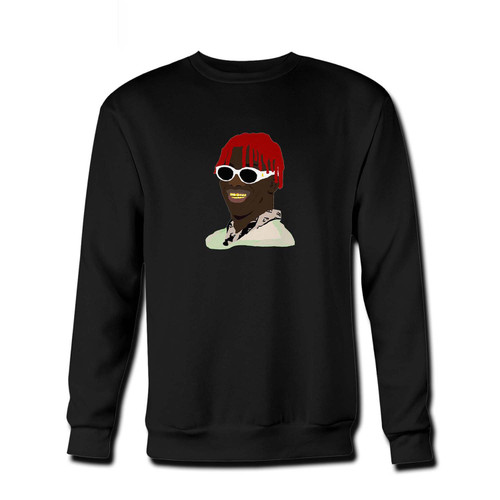 Your lil yachty lil boat Fresh Best Crewneck Sweatshirt just got an update. This super comfortable and lighter weight crewneck will become your favorite go-to sweatshirt. The cozy spandex cuffs and waistband make this pill-resistant sweatshirt a fan favorite.And your group will look and feel their best in this premium ringspun cotton crew.