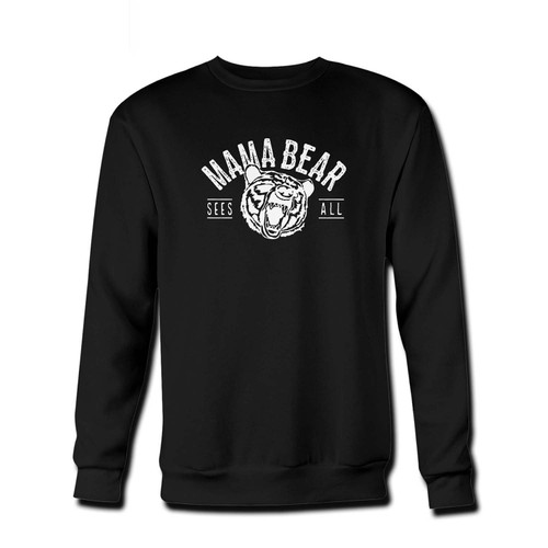 Your mama bear Fresh Best Crewneck Sweatshirt just got an update. This super comfortable and lighter weight crewneck will become your favorite go-to sweatshirt. The cozy spandex cuffs and waistband make this pill-resistant sweatshirt a fan favorite.And your group will look and feel their best in this premium ringspun cotton crew.