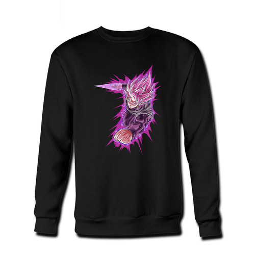 Your super saiyan rose black goku dragon ball z super saiyan Fresh Best Crewneck Sweatshirt just got an update. This super comfortable and lighter weight crewneck will become your favorite go-to sweatshirt. The cozy spandex cuffs and waistband make this pill-resistant sweatshirt a fan favorite.And your group will look and feel their best in this premium ringspun cotton crew.