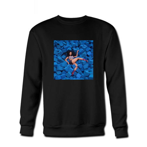 Your Sza Ctrl Box Fresh Best Crewneck Sweatshirt just got an update. This super comfortable and lighter weight crewneck will become your favorite go-to sweatshirt. The cozy spandex cuffs and waistband make this pill-resistant sweatshirt a fan favorite.And your group will look and feel their best in this premium ringspun cotton crew.
