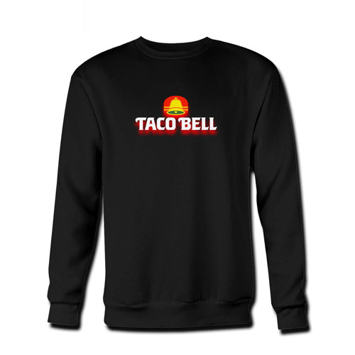 Your Taco Bell Colors Fresh Best Crewneck Sweatshirt just got an update. This super comfortable and lighter weight crewneck will become your favorite go-to sweatshirt. The cozy spandex cuffs and waistband make this pill-resistant sweatshirt a fan favorite.And your group will look and feel their best in this premium ringspun cotton crew.