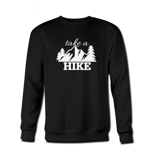 Your Take A Hike Fresh Best Crewneck Sweatshirt just got an update. This super comfortable and lighter weight crewneck will become your favorite go-to sweatshirt. The cozy spandex cuffs and waistband make this pill-resistant sweatshirt a fan favorite.And your group will look and feel their best in this premium ringspun cotton crew.