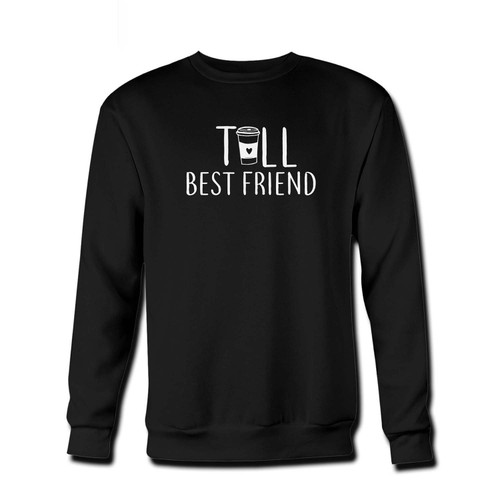 Your tall best friend Fresh Best Crewneck Sweatshirt just got an update. This super comfortable and lighter weight crewneck will become your favorite go-to sweatshirt. The cozy spandex cuffs and waistband make this pill-resistant sweatshirt a fan favorite.And your group will look and feel their best in this premium ringspun cotton crew.
