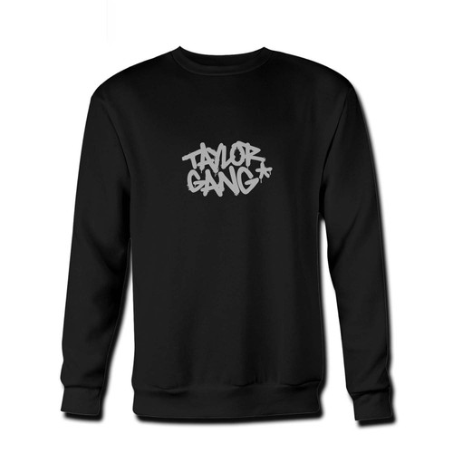 Your Taylor Gang Fresh Best Crewneck Sweatshirt just got an update. This super comfortable and lighter weight crewneck will become your favorite go-to sweatshirt. The cozy spandex cuffs and waistband make this pill-resistant sweatshirt a fan favorite.And your group will look and feel their best in this premium ringspun cotton crew.