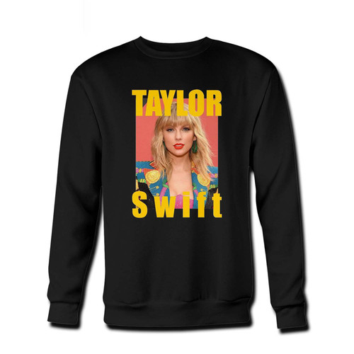 Your Taylor Swift Fresh Best Crewneck Sweatshirt just got an update. This super comfortable and lighter weight crewneck will become your favorite go-to sweatshirt. The cozy spandex cuffs and waistband make this pill-resistant sweatshirt a fan favorite.And your group will look and feel their best in this premium ringspun cotton crew.