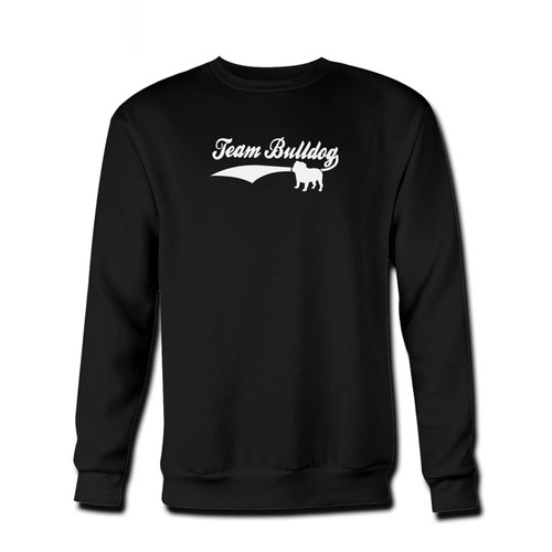 Your Team Bulldog Bully Breed Lovers Fresh Best Crewneck Sweatshirt just got an update. This super comfortable and lighter weight crewneck will become your favorite go-to sweatshirt. The cozy spandex cuffs and waistband make this pill-resistant sweatshirt a fan favorite.And your group will look and feel their best in this premium ringspun cotton crew.